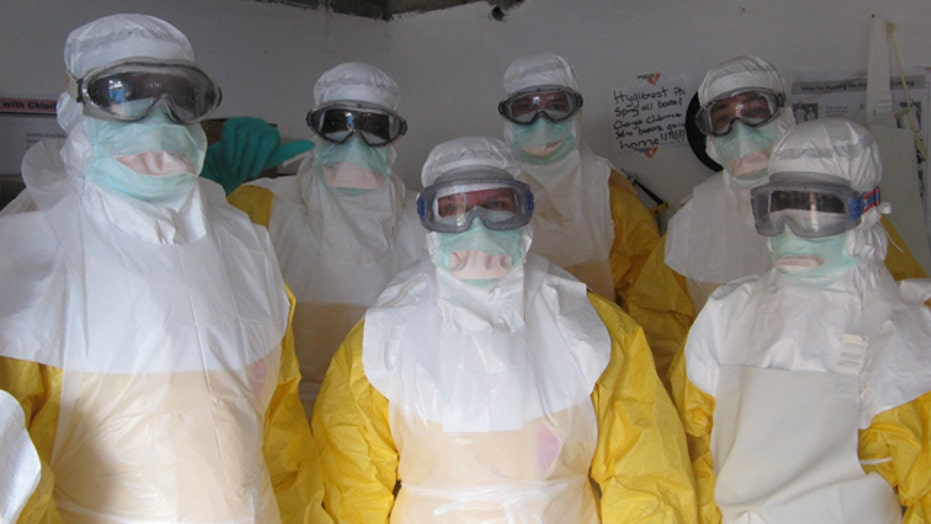 Safe to release recovering Ebola patients?