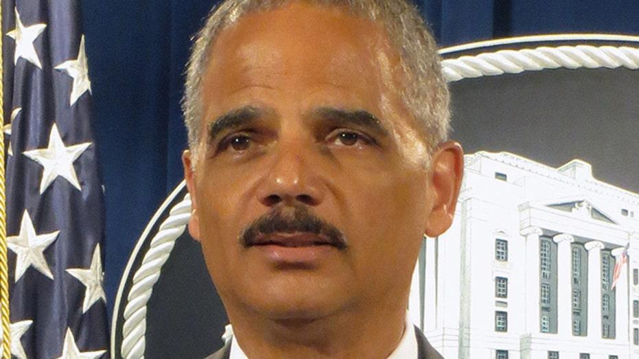 Eric Holder launches criminal probe into Foley beheading