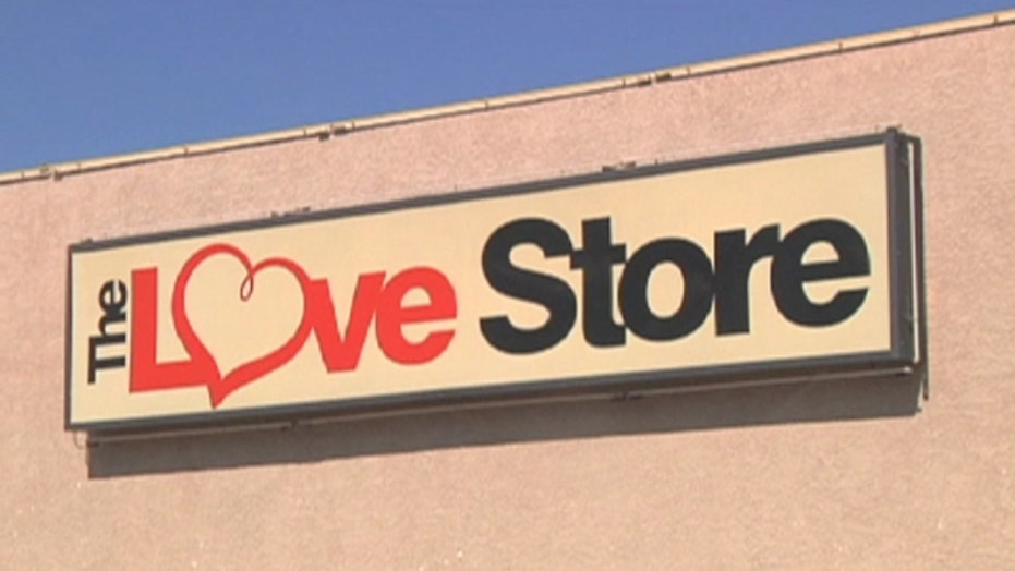 Vegas suburb fears sex shops coming its way