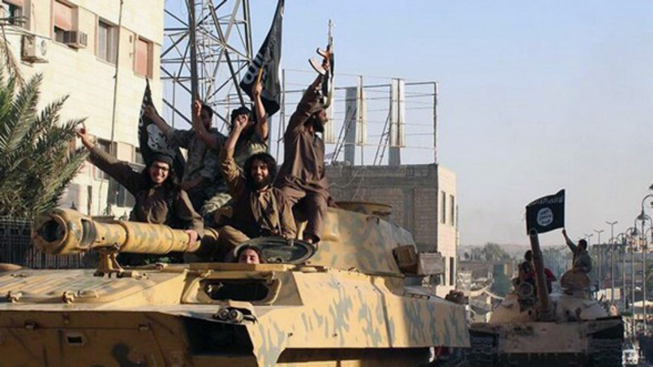 Ransom payments fueling ISIS problem?