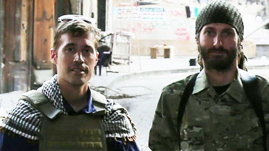 Filmmaker remembers his friend James Foley