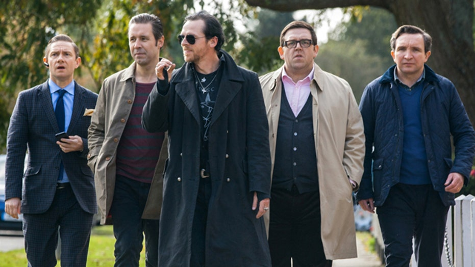 'The World's End' funniest movie of the summer?
