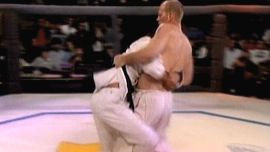 UFC has come a long way since 1993