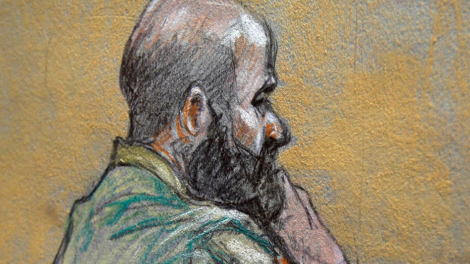 Drama, emotion in Nidal Hasan case far from over