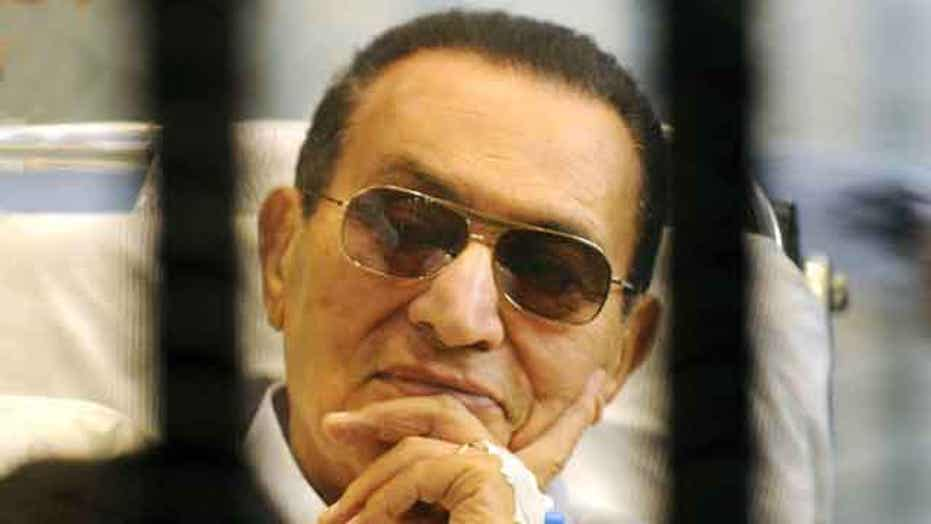 What does releasing Mubarak mean for Egypt?