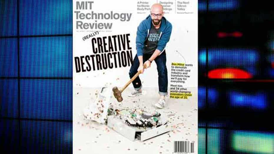 MIT Technology Review crowns its 35 top young innovators