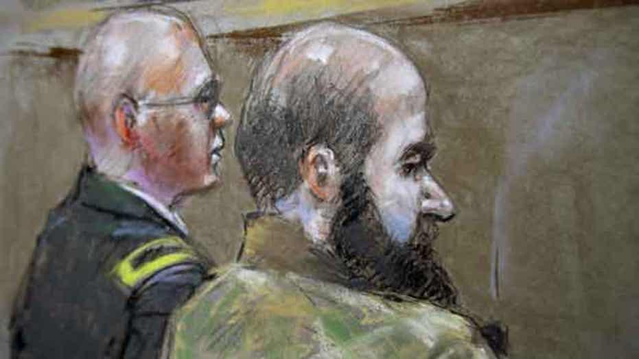 Closing arguments begin in Hasan court-martial
