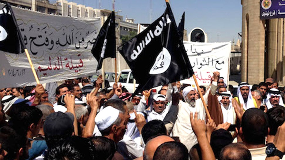 White House changing its tune on ISIS?