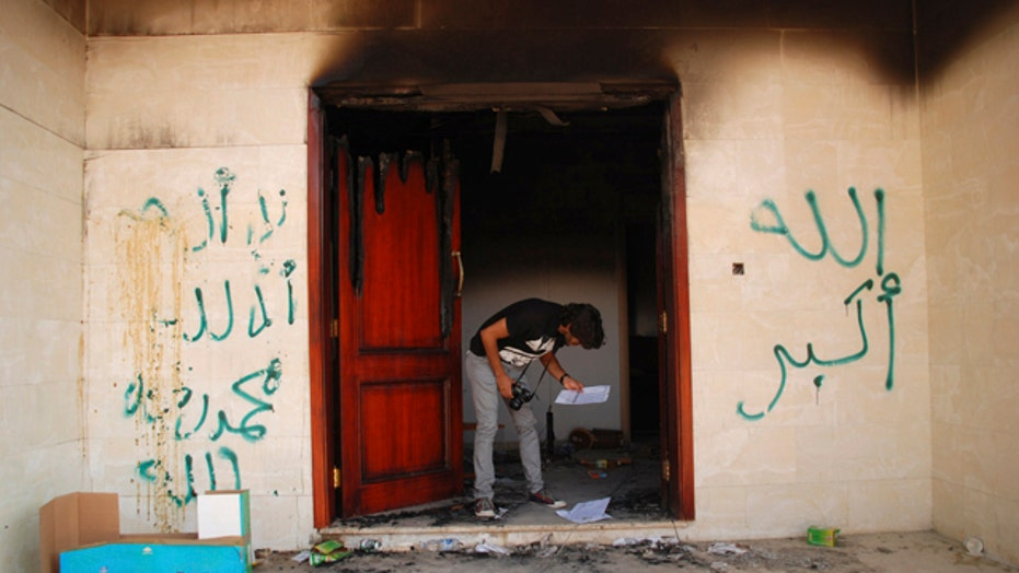 Questions over status of Benghazi investigation