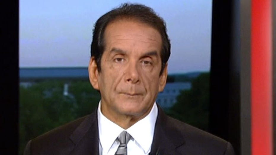 Krauthammer: Obama bluffing on Syria red line