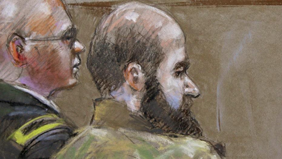 Guilty verdict in Fort Hood shooting massacre trial