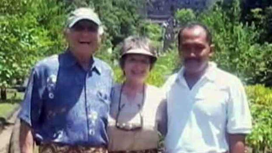 Elderly couple claims cruise line abandoned them in Turkey