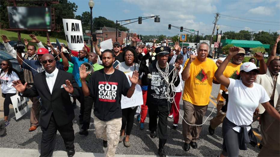 DOJ sends taxpayer-funded 'protest marshals' to Ferguson