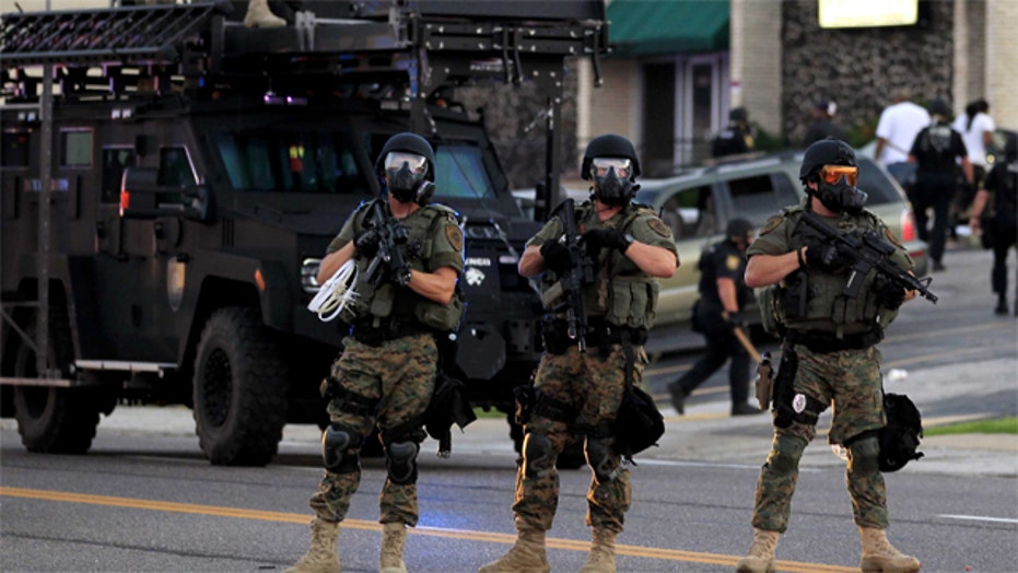 Congress to hold hearings on militarization of police