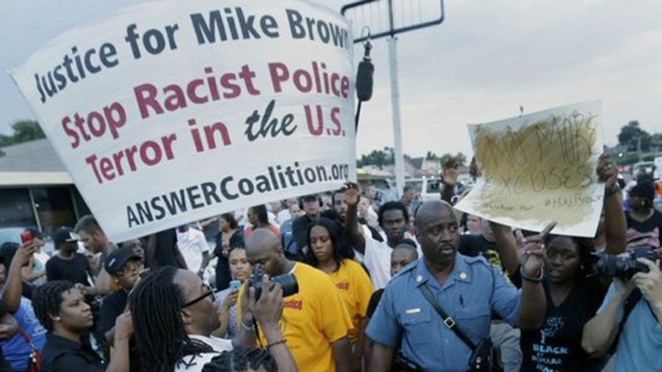 Income inequality to blame for unrest in Ferguson?