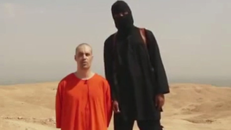 Hunting down the killer of James Foley