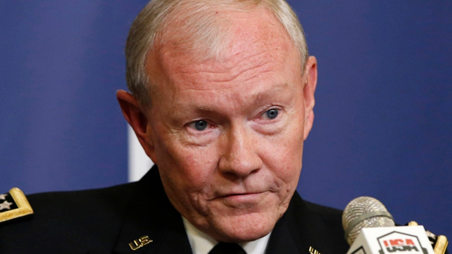 Joint Chiefs chair downplays ISIS threat to America