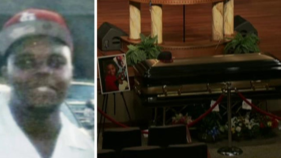 Funeral services to be held in Ferguson for Michael Brown