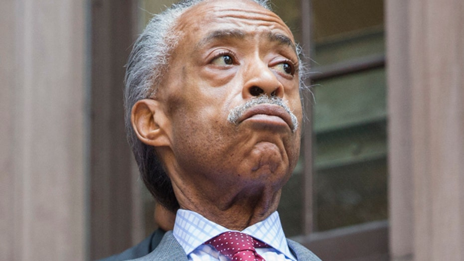 Kurtz: Al Sharpton using Ferguson, MSNBC to boost influence