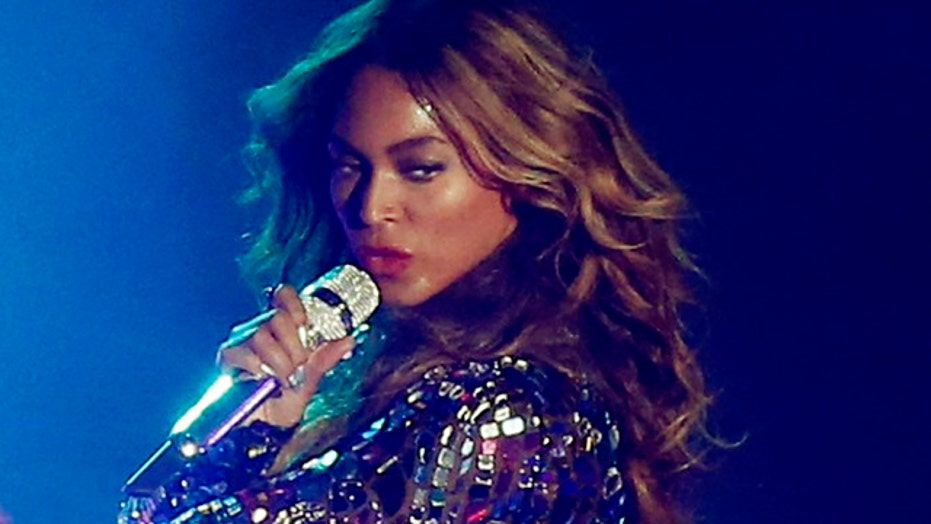 Beyonce's feminist message?
