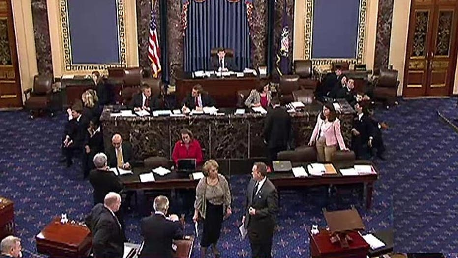 Democrats in denial about prospects of losing Senate?