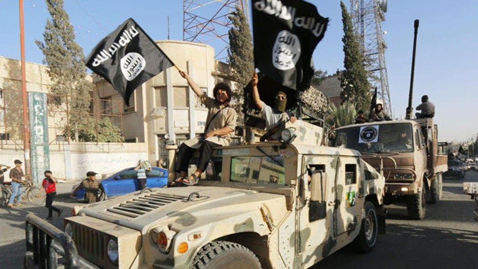 Is US going too far with possible ISIS airstrikes in Syria?