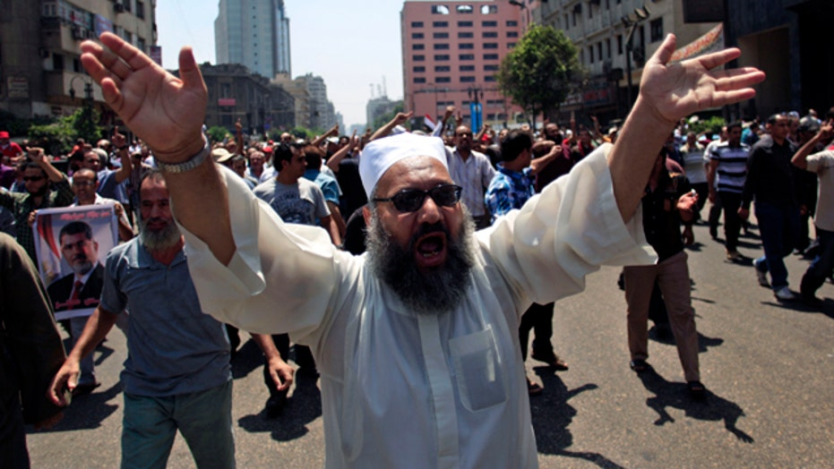 Time to designate Muslim Brotherhood as terror group?