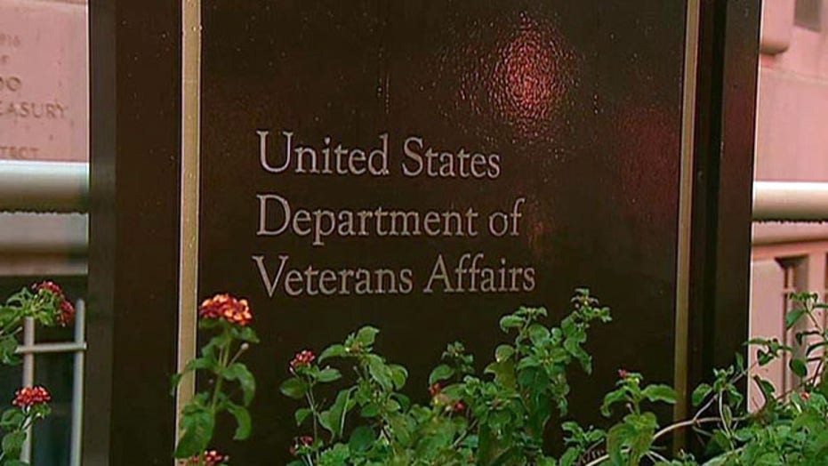 VA staffers enjoy bonuses while vets wait for claims?