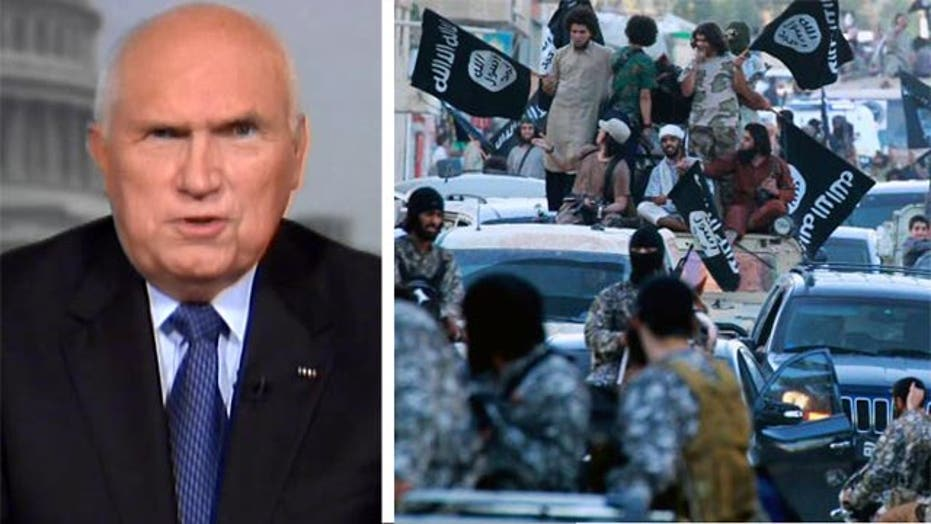 General Scales: US needs rapid response to ISIS