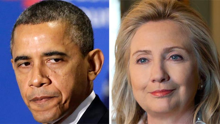 Obama's third term? Historical urge that could hurt Hillary