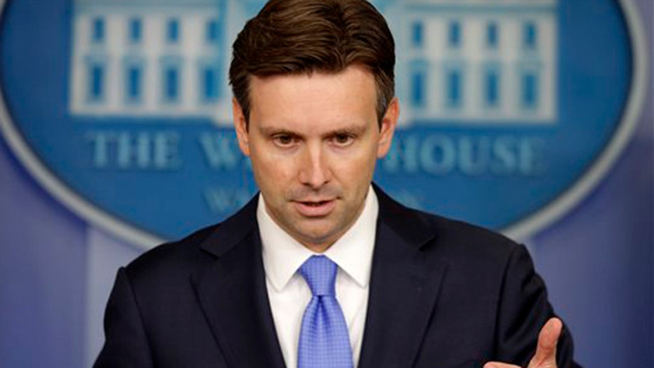 WH misleading press about Obama's ISIS analogy?