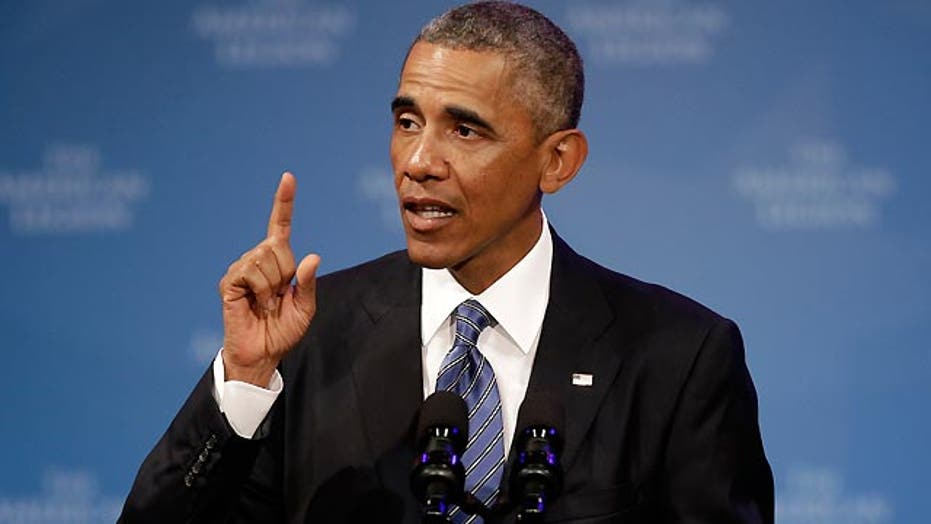 Obama announces executive actions to improve care for vets