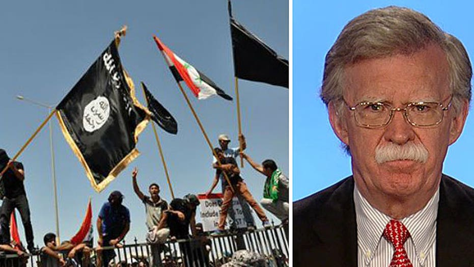 Bolton: Obama 'still doesn't have a strategy' on ISIS