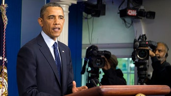 BIAS BASH: Media letting Obama off the hook on Syria?