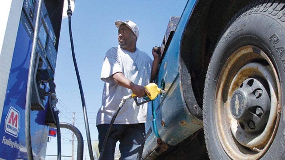 California imposes new gas tax