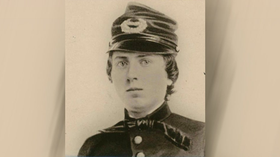 Civil War officer to receive Medal of Honor