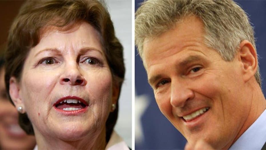 Is New Hampshire Senate race now a toss-up?