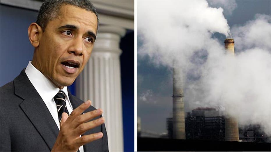 Obama may try to sidestep Congress again over climate change