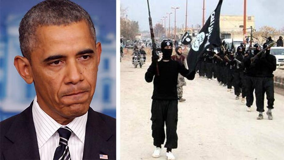VIDEO: Obama needs a strategy against ISIS