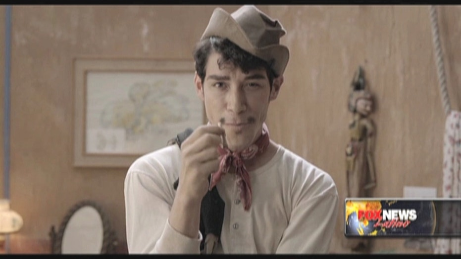 The life of Mexico's icon Cantinflas comes to the big screen