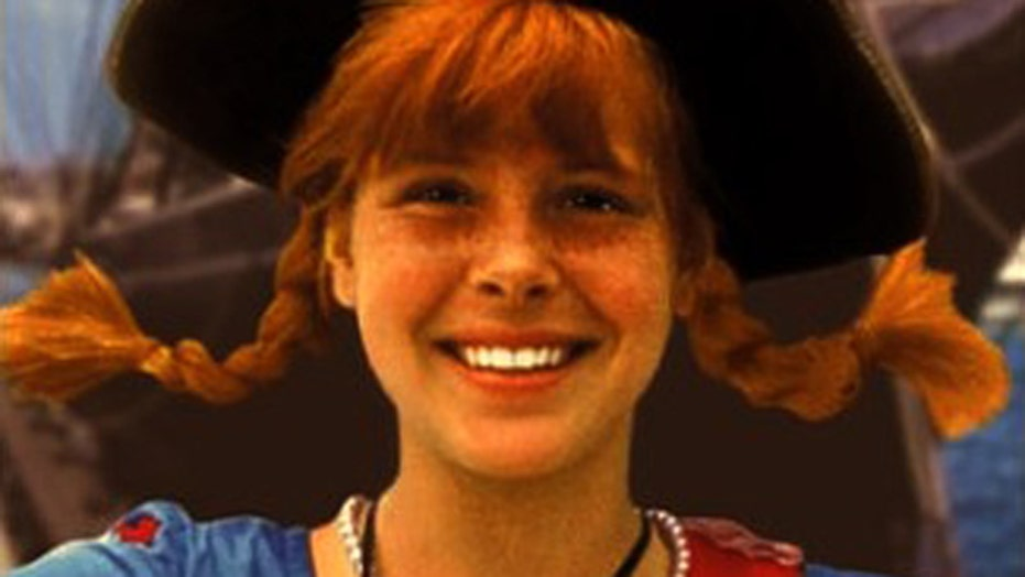 Pippi Longstocking actress stars in sex tape