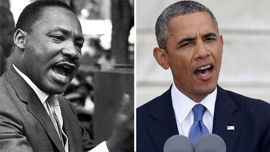 Reflecting on 50 years since 'I Have a Dream' speech