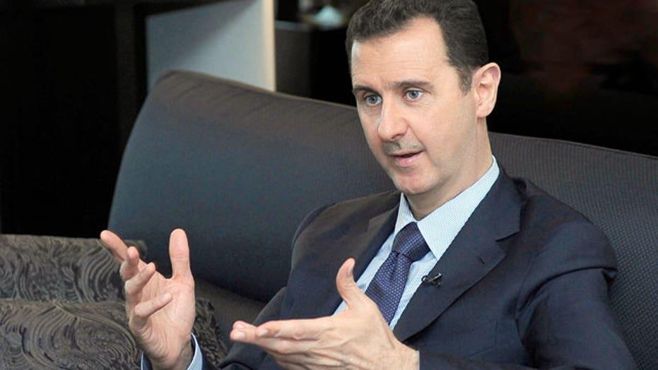 Target Assad? Columnist argues for regime change in Syria