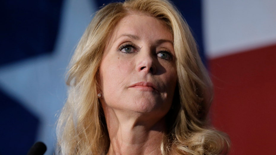 Is Wendy Davis' political star fading in Texas?