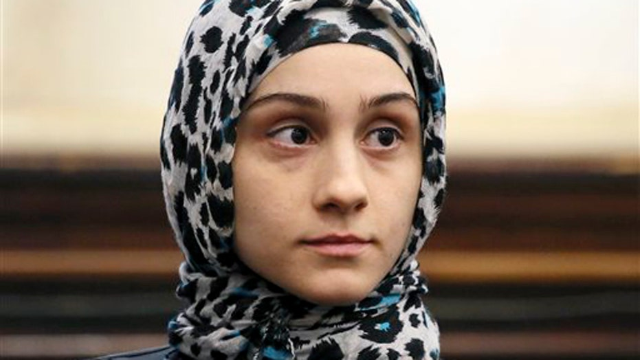Tsarnaev sister arrested for allegedly making bomb threats