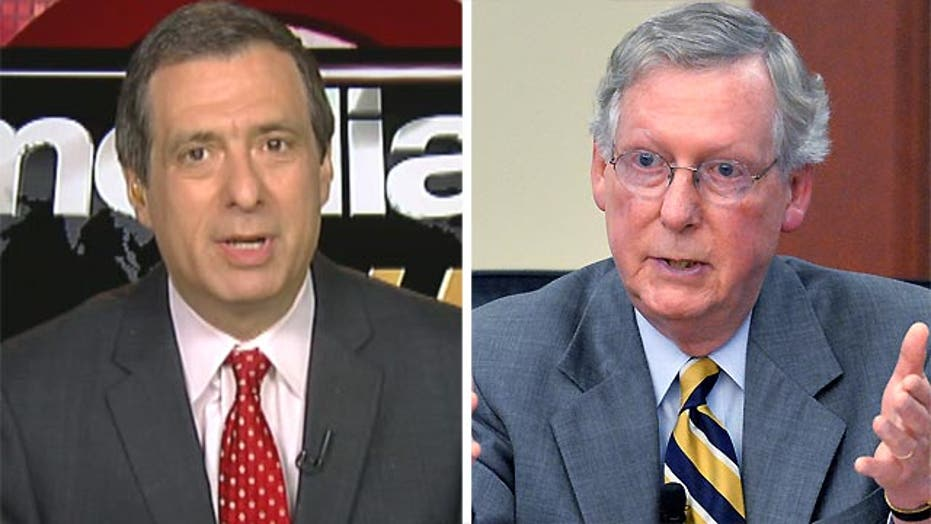 Kurtz: 'Shocking' McConnell tape just politics as usual