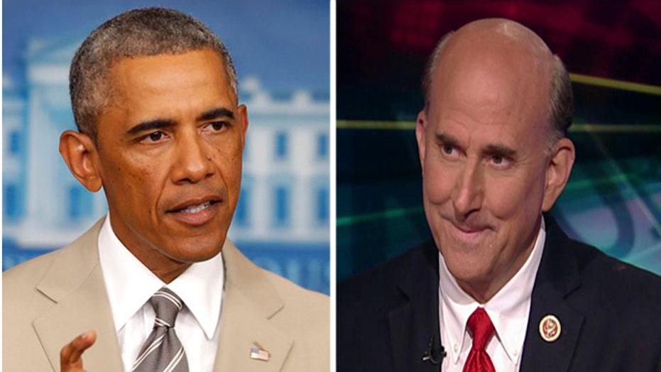 Rep. Gohmert sounds off on Obama's response to ISIS threats