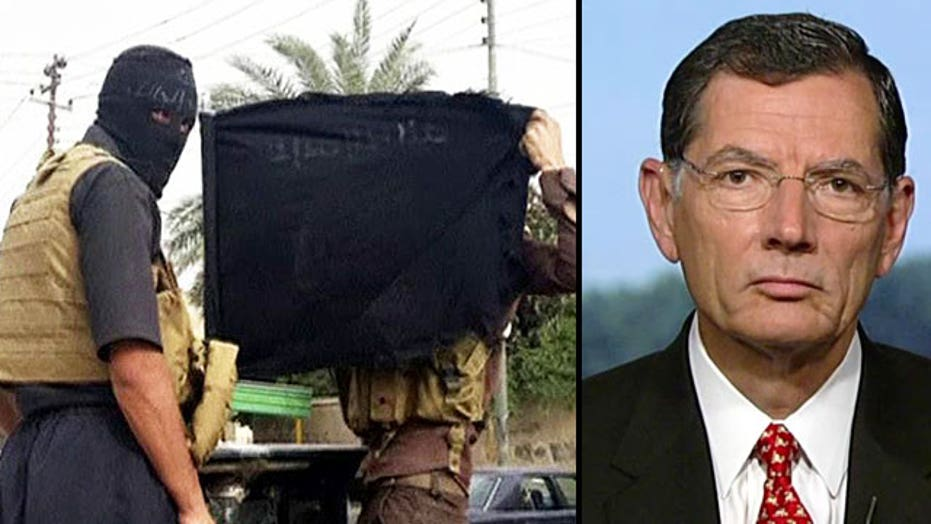 Sen. Barrasso: ISIS' target is the United States of America