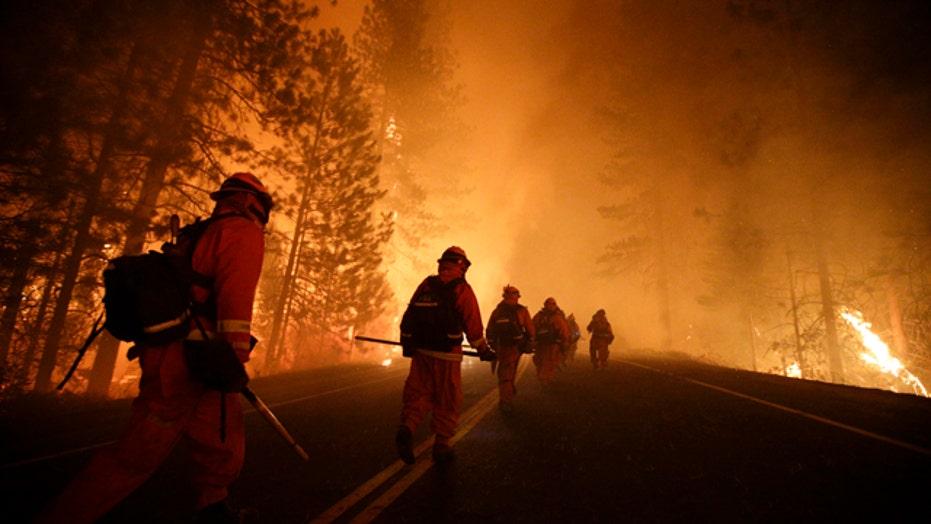 Yosemite Rim wildfire burns its way into record books
