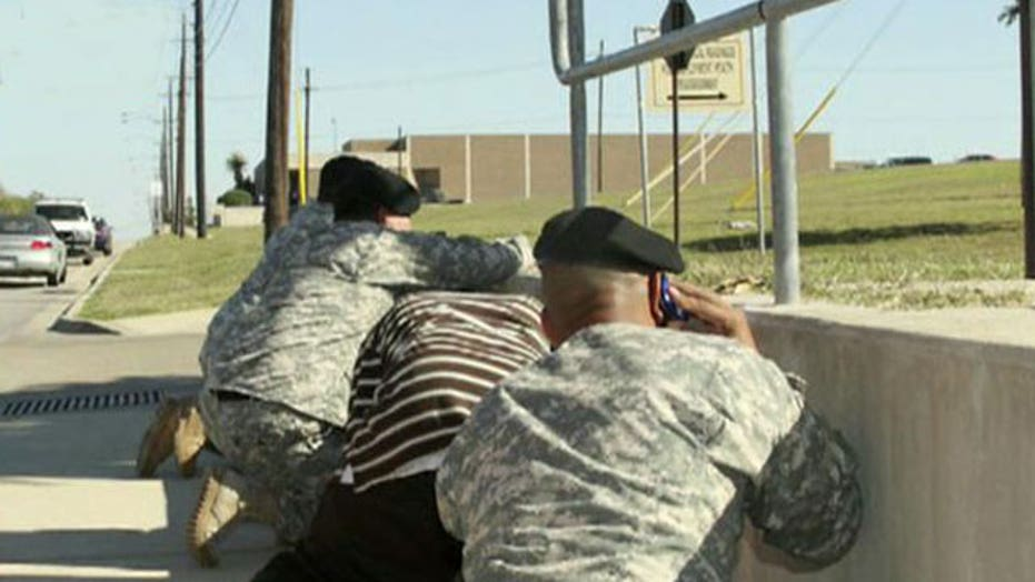 Fort Hood victim 'relieved' after shooter's sentencing